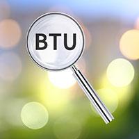 BTU acronym