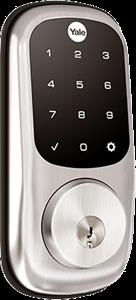 Yale Touchscreen Deadbolt