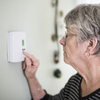 Bad thermostat