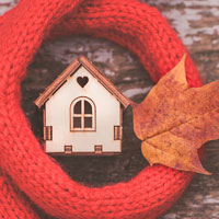 Home efficiency tips autumn